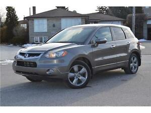2007 Acura RDX Turbo AWD •• LEATHER HEATED SEATS • SUNROOF