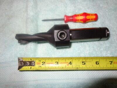 Sandvik .750x2 Insert Drill Ra416.2- 0750p25-31