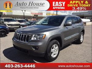 2012 Jeep Grand Cherokee Laredo 4X4 EVERYONE APPROVED
