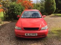 Vauxhall Astra 1.8 Petrol Coupe