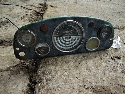 John Deere 1010 Tractor Dashguages Tag 917