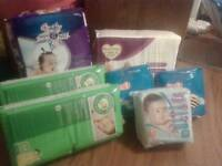 Size 1 Diapers (390 count)