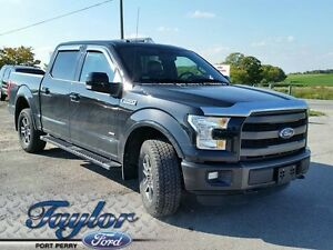 2015 Ford F-150 Lariat *Leather* *Nav* *Remote start*