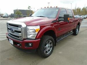 ** 2015 ** FORD ** F-350 ** PLATINUM ** SUPERCREW ** 4X4 **