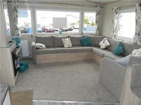 Brand New Static Caravan for £27995 on North East coastal location