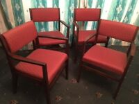 4 x Dining Rooms Chairs