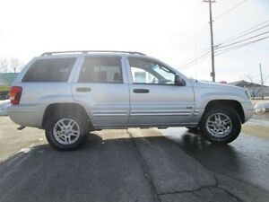 2004 Jeep Grand Cherokee Limited Special Edition SUV, Crossover