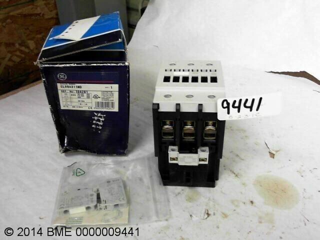 General Electric Clo9A311Md Contactor