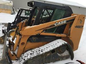 Case 440CT Track Skid Steer