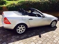Mercedes SLK 230 Kompressor - bmw z3 z4 audi tt roadster mini mr2 mx5 boxster for vw s2000 mg sl amg