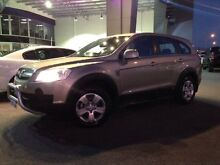 2010 Holden Captiva CG MY10 SX (4x4) Gold 5 Speed Automatic Wagon Beckenham Gosnells Area Preview