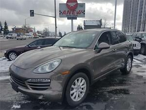 2011 Porsche Cayenne | CERTIFICATION AND ETEST INCLUDED