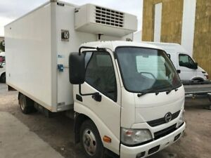 2016 Hino 300 Refrigerated White Woodville Charles Sturt Area Preview