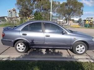 2003 Nissan Pulsar Sedan Mount Louisa Townsville City Preview