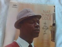 Vinyl LP The Very Thought Of You – Nat King Cole