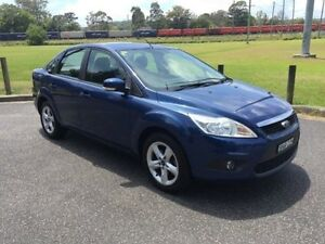 2010 Ford Focus LV LX Blue 4 Speed Automatic Sedan West Gosford Gosford Area Preview