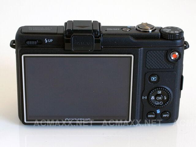"ACMAXX 3.0"" HARD LCD SCREEN ARMOR PROTECTOR for Pentax Q /Q7 /Q10 camera Q 7 10"