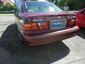 2002 Toyota Avalon MCX10R MK2 Sorrento Maroon 4 Speed Automatic Sedan Eight Mile Plains Brisbane South West Preview