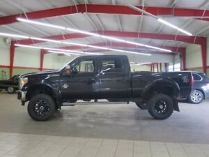 2012 Ford F-350 XLT Leather Lifted Diesel