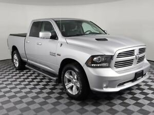 2016 Ram 1500 SPORT/HEATED SEATS&STEERING WHEEL/NAVIGATION