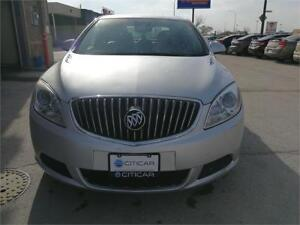 2014 BUICK VERANO. ON STAR*DASH SCREEN*ACCIDENT FREE*LOCAL TRADE