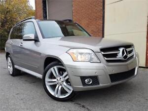 2010 Mercedes-Benz GLK 350 4X4/TOIT PANO/CUIR/MAGS/A/C/CRUISE