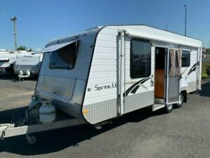 2010 Lotus Caravans Sprint LE 2 Axle Forest Glen Maroochydore Area Preview