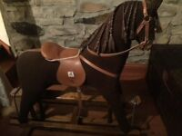 Mamas and Papas Large Rocking Horse