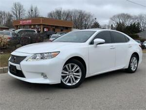 2014 Lexus ES 350 LEATHER-HEATED/COOLED SEATS-BACKUP CAM