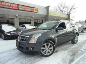 2010 CADILLAC SRX AWD PERFORMANCE/LUXURY  **NAVI+CAMERA**