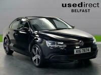 2012 Volkswagen Jetta 1.6 Tdi Cr Bluemotion Tech Se 4Dr Saloon Diesel Manual