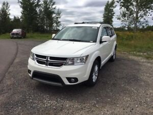 Dodge Journey Sxt - Gps - Dvd - Bluetooth 2017