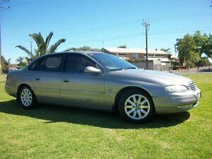 1999 Holden Statesman WH V6 4 Speed Automatic Sedan Alberton Port Adelaide Area Preview