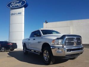 2017 Ram 2500 SLT, NAVIGATION, REMOTE START, FRONT HEATED SEATS