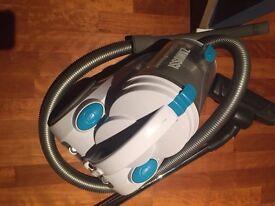 Zanussi Cyclone Power bagless vacuum cleaner