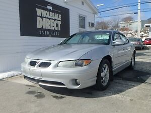 2002 Pontiac Grand Prix SEDAN FWD 3.8 L