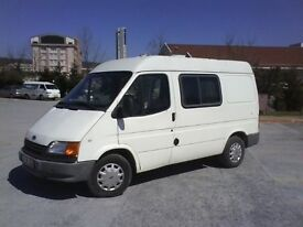 Ford transit 1996 very good Banana engine