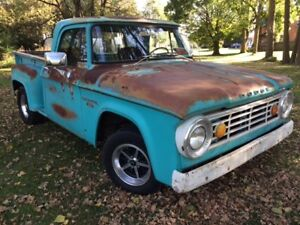 Dodge Stepside 5 speed stick ***SOLD***