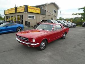 1965 FORD MUSTANG *RARE CLEAN CAR*