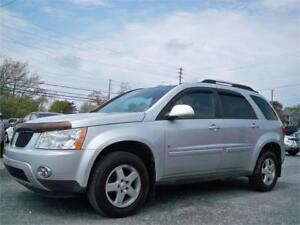 EASY TO FINANCE!2009 Pontiac Torrent  145000 KM ! AWD! NEW MVI !