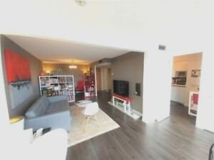 Move In Ready!! 1+1 Bdrm Spacious Corner Unit For Sale