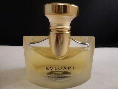 BVLGARI   1 Fl. Ounce U.S. EAU De Parfum NATURAL SPRAY   WITH LID (Bvlgari Usa)