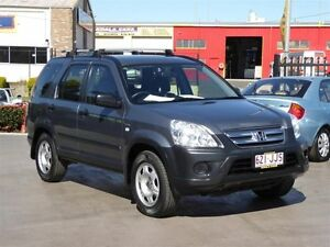 2006 Honda CR-V (4x4) Extra Grey 5 Speed Automatic Wagon Strathpine Pine Rivers Area Preview