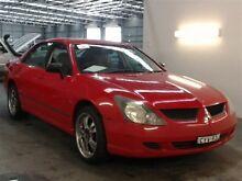 2003 Mitsubishi Magna TL ES Red 4 Speed Auto Sports Mode Sedan Beresfield Newcastle Area Preview