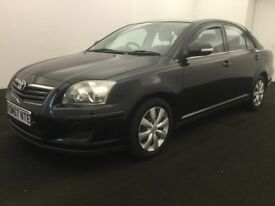 2007 – Toyota Avensis 2.0 D4-D (T2) – Spares or Repairs