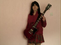 Free Electric Guitar Tuition Or Just For Fun !