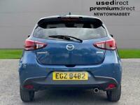 2017 Mazda 2 1.5 Gt 5Dr Hatchback Petrol Manual