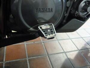 Yamaha XT660Z Tenere Rear Brake Pedal Extender 2008 on