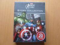 BRAND NEW Marvel Avengers Assemble Story Collection