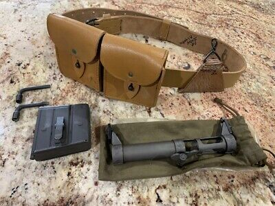FRENCH MAS 49/56 ACCESORY GROUP NIGHT SIGHT MAG AND POUCH SET